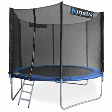 Kinetic Sports Trampolin Ø 244 cm