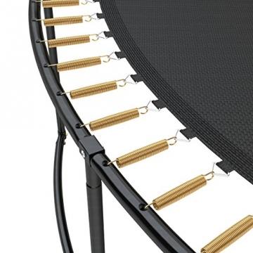 Ampel 24 Deluxe Trampolin 366 cm