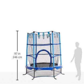 Etan Kindertrampolin 140 cm